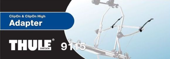 Thule 9115 ClipOn High adaptér